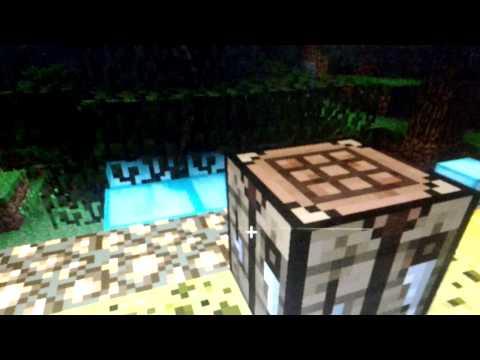 Minecraft 152 как сделать ведро