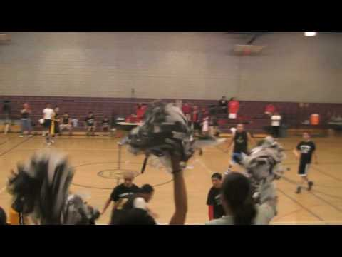 Game 5 Basketball Highlights - Living Hope Christian Fellowship Church 2/20/2010