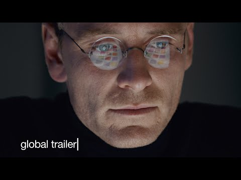 Steve Jobs - Official Trailer | Danny Boyle | Michael Fassbender | 2015