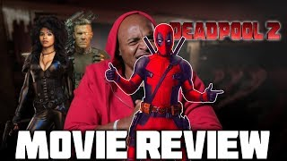 'Deadpool 2' Review - Minus One Saxophone for the Annoying Kid