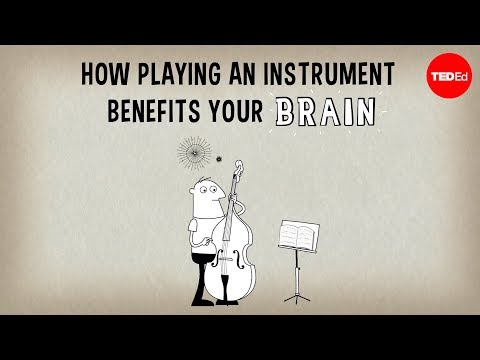 How Playing An Instrument Benefits Your Brain - Anita Collins video