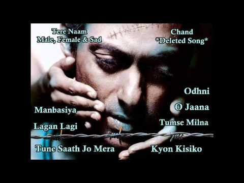 ♫Tere Naam (2003) - All Songs  Jukebox (Click On The Songs...
