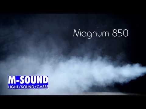 Magnum 850 msound