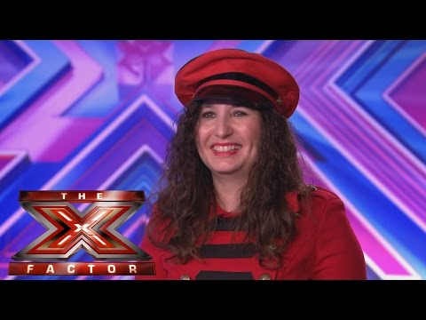 Jale Antor sings Cheryl Cole's Fight For This Love - The X Factor UK 2014