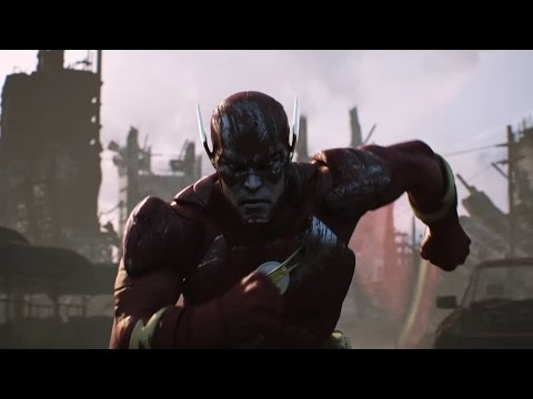 DC Universe Online Official Trailer