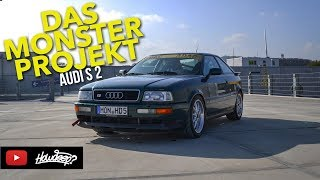 HOW DEEP? // DAS MONSTER PROJEKT / AUDI S2
