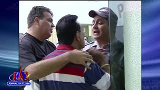 Oliveira Junior, ex-vereador de Ribeirão, é preso na Paraíba - Jornal da Clube (26/09/2018)