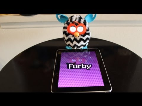 2013 FURBY BOOM APP REVIEW (Walkthrough)