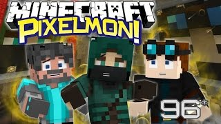 HEAD TO HEAD! | Minecraft PIXELMON MOD Pixelcore Let's Play! - Ep 96