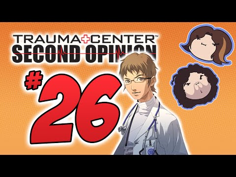 Trauma Center Second Opinion: Operation Choperation - PART 26 - Game Grumps