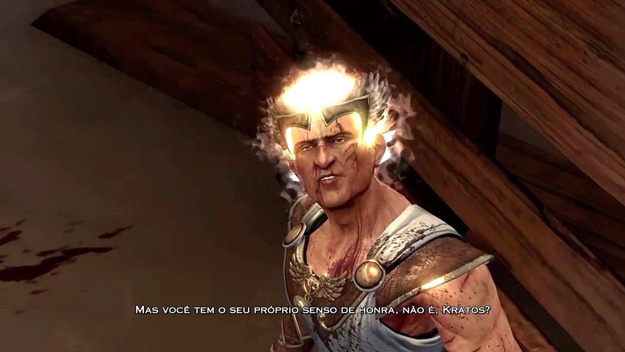 Hermes god of war game