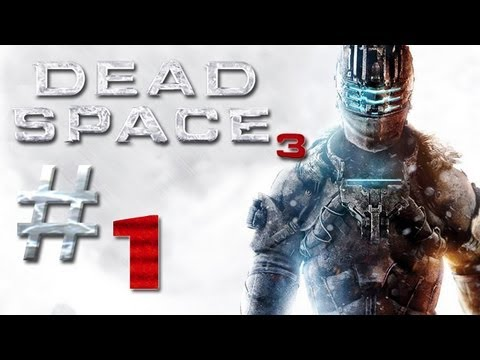 Dead Space 3 Gameplay #1 - Let's Play Dead Space 3 German