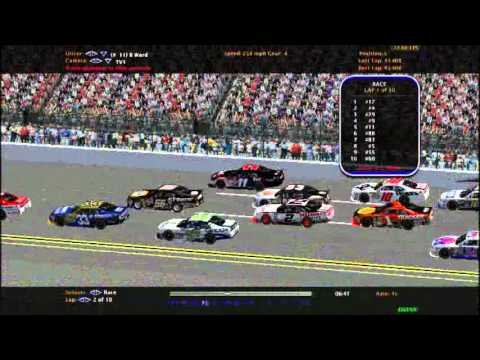 PORWC Pepsi Max Nationwide Series (Season 2, Round 16: Aaron's 312)