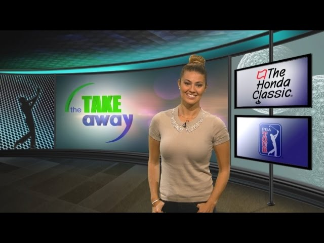 The Takeaway | A rainy day does not keep the birdies away at Honda