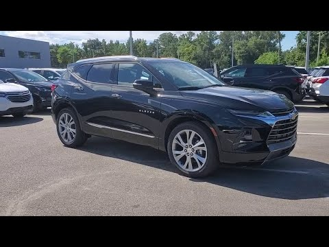2019 Chevrolet Blazer New Smyrna Beach, Port Orange, Edgewater, Daytona Beach, Deland, FL S689532