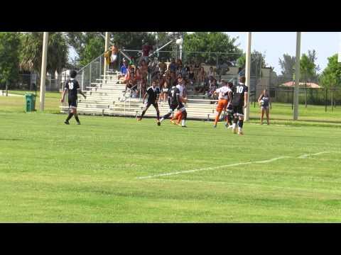 Florida Memorial University Men's Soccer  vs.  Middle Georgia State College