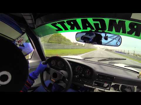 2014 Zandvoort - PCHC ADPCR Full-Race2 Porsche 964 Cup