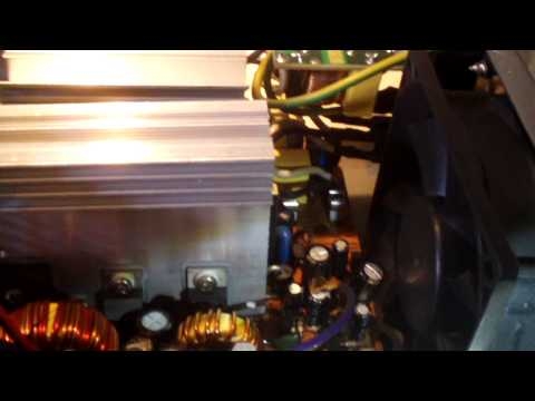 Overbuilt Hipro 250W and Deer Roast Allied 300w PSUs