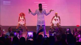 Patoranking performing 'Alubarika' & 'My Woman My Everything' at Soundcity MVP Awards Festival