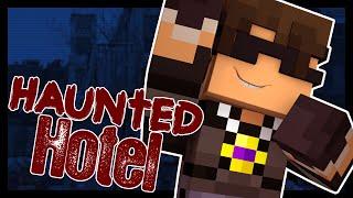 Haunted Hotel - SKYDOESMINECRAFT VISITS THE HOTEL! #19   Original Minecraft Roleplay