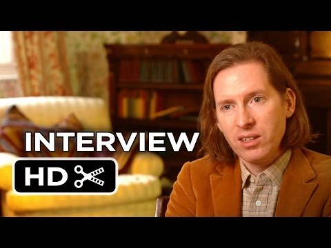 The Grand Budapest Hotel Interview - Wes Anderson (2014) - Wes Anderson Comedy Movie HD