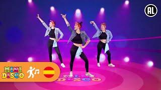 Canciones infantiles | Baile | Video | QUIÈN LAVA LA ROPA? | Mini Disco