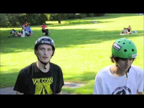 Parc La Grange - Geneva Longboarders