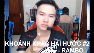 PUBG | Những khoảnh khắc hài hước của Rambo #2