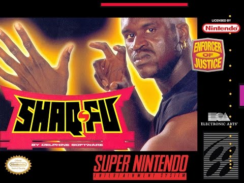 Is Shaq-Fu [SNES] Worth Playing Today? - SNESdrunk