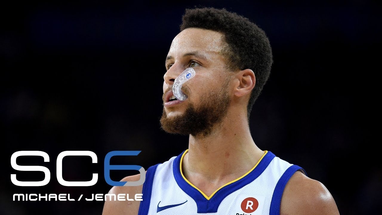 How concerning is Stephen Curry's injury? | SC6 With Michael Smith and Jemele Hill | ESPN