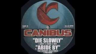Watch Canibus Die Slow video