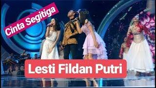 Lesti ft Putri & Fildan - CINTA SEGITIGA (Top Banget)