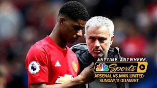 Arsenal vs Manchester United - Premier League Preview