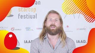 Speakers at the European Startup Festival 2018