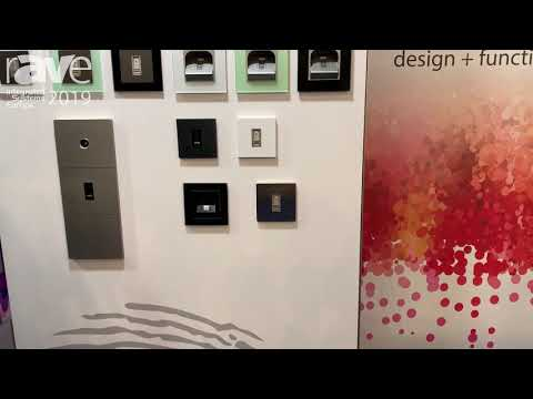 ISE 2019: ekey Biometric Systems Features Finger Scanners for Home Security