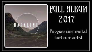Darkline - Darkline (2017) (Progressive metal, Instrumental)
