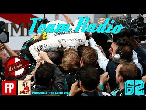 TEAM RADIO - Puntata 62 (GP Austria 2015)
