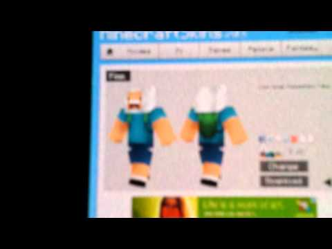 How to change your skin in minecraft pe (android)