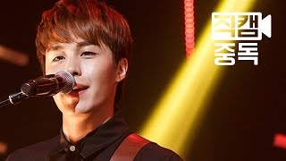 [Fancam] Kwang Jin of N.Flying(엔플라잉 광진) Awesome(기가 막혀) @M COUNTDOWN Rehearsal_150521