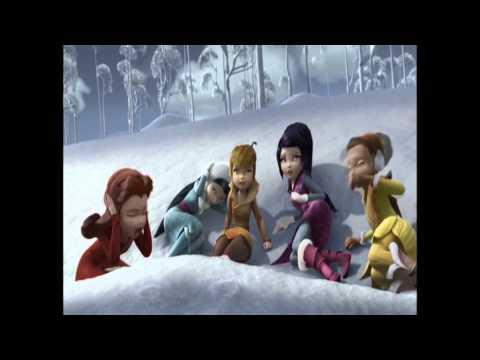 Disney España | Campanilla: El Secreto de las Hadas - Cómo hacer una batalla de bolas de nieve