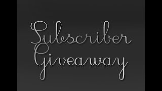 1,111 Subscribers Giveaway Second Life