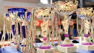 Ancona - 1ª giornata Serie A1 2015 GAM/GAF