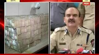 Thane police solve Rs 9 crore robbery case, arrest 7 : Praveen Dixit IPS PC