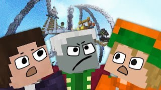 Die Ultra Map 「Minecraft: JumpWorld」