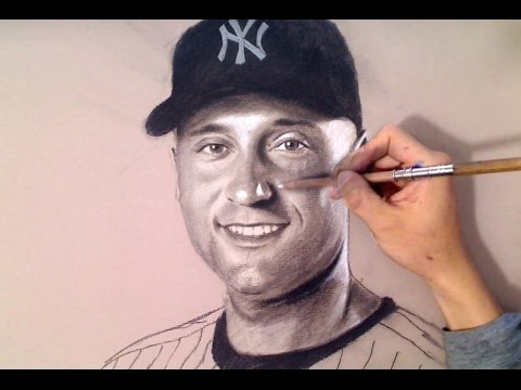 Drawing Derek Jeter