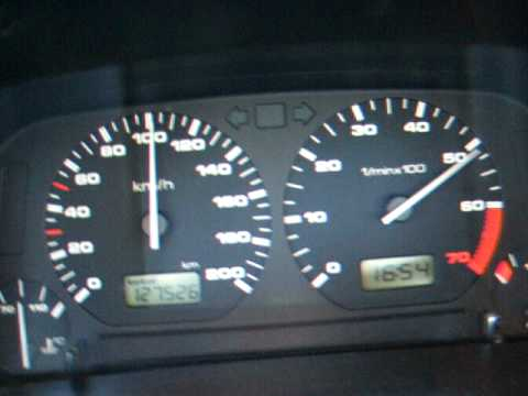 Volkswagen Polo 1.0 - Test 0-100 km/h