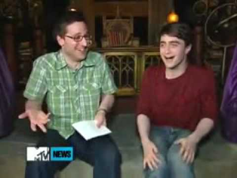 Daniel Radcliffe Thought Justin Bieber was a woman  INTERVIEW