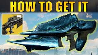 Destiny: How to Get the Year 3 Necrochasm Exotic Raid Auto Rifle!   Age of Triumph