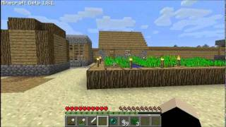 Minecraft my house and a sad story