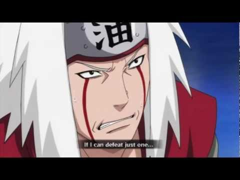 Naruto : Shippuuden: Jiraiya's Death Vs Pain: Naruto Generations video